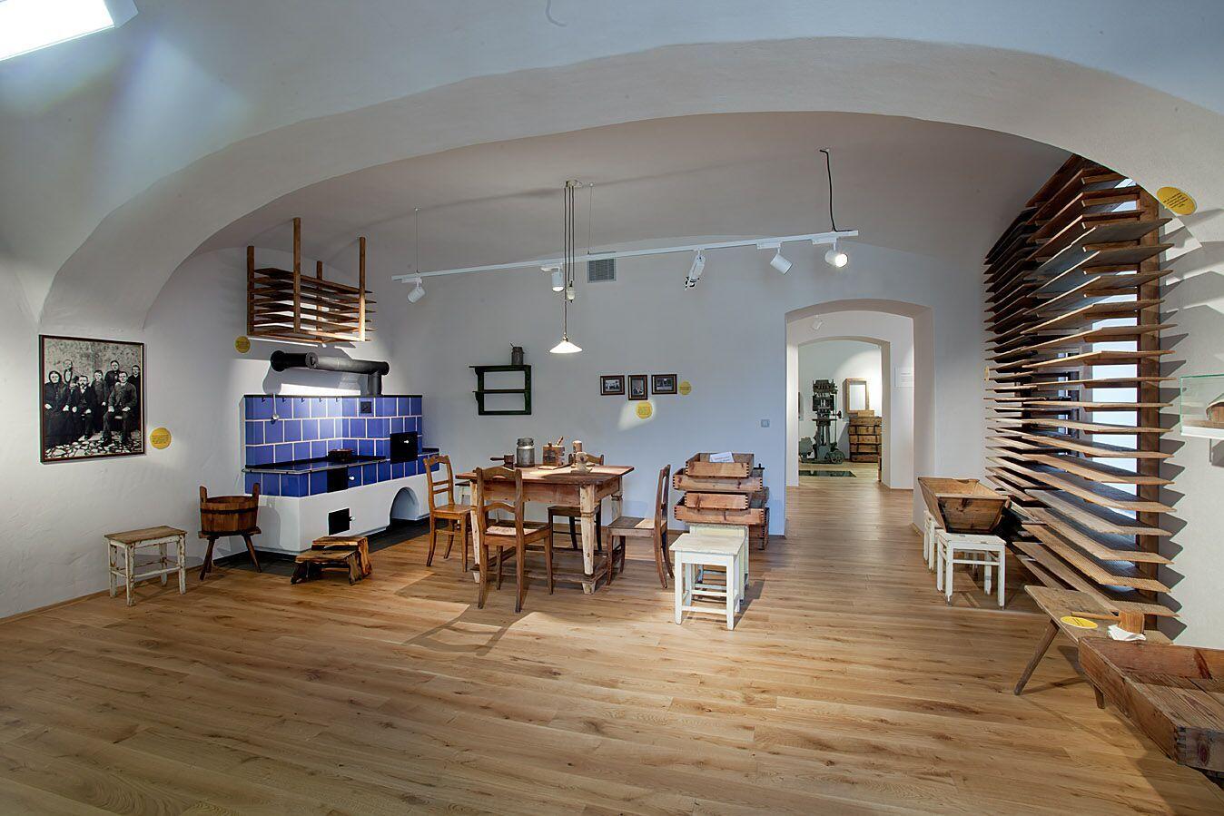 Muzeum tvaružků Loštice