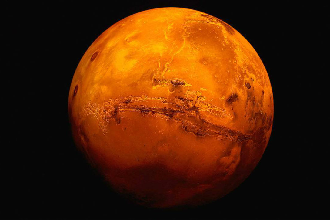 Mars datování