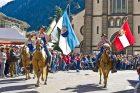 Tradiční slavnost desmontegada, o které Pavel Hanuška v rozhovoru mluvil, se v roce 2016 pořádá 11. září v Cavalese (kozy) a 2. října 2016 v Predazzo (krávy)