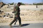 Člen afghánských bezpečnostních složek