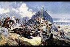 Adolf Liebscher: Bitva na vrchu Vítkově