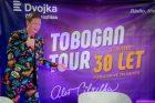 Aleš Cibulka a oslava 30 let Toboganu
