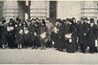 Členové Maffie v roce 1918