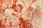 Adolf Liebscher: Král Václav IV. potvrzuje Kolínu privilegia