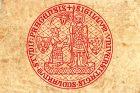 Pečet Univerzity Karlovy, dnes její logo