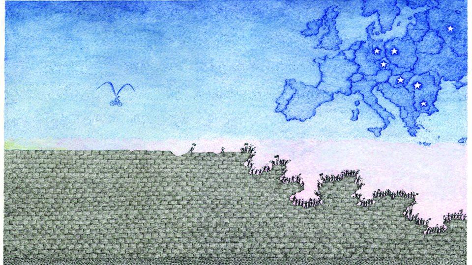Petr Sís: The Wall