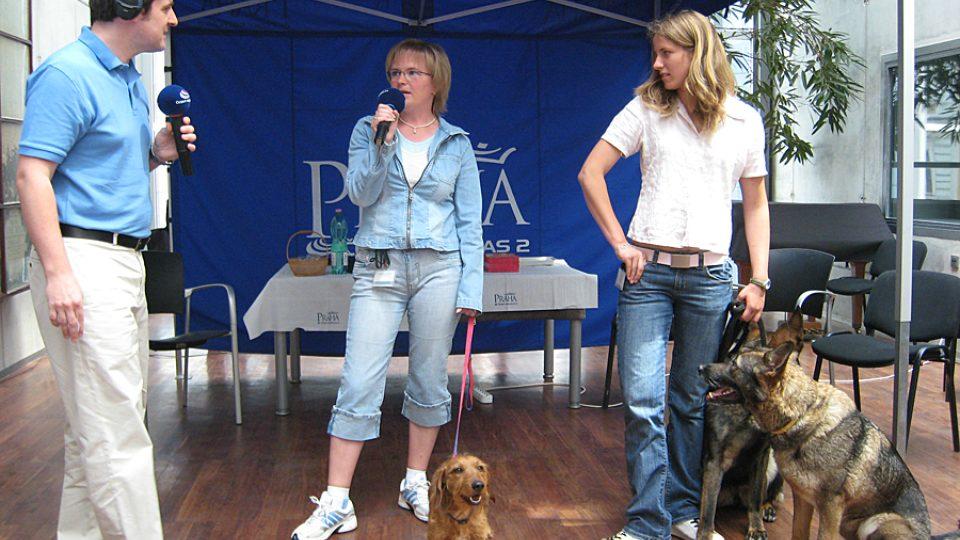 dozvěděli jsme se vše o Psí škole Conica a také jak má správně probíhat výchova psů