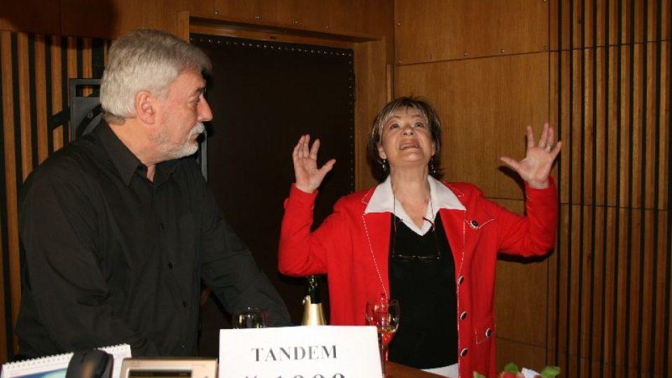 Jan Rosák a Jana Hlaváčová