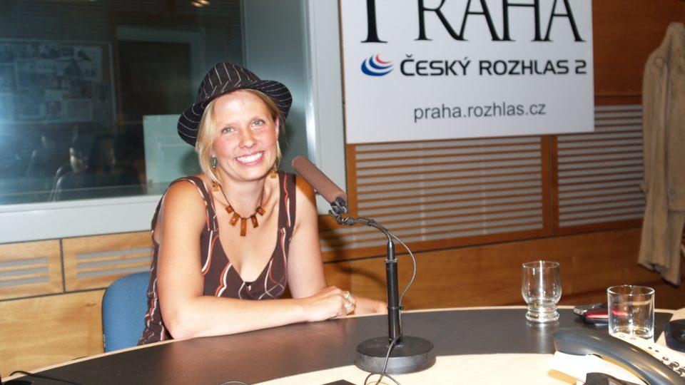 Pozváí do pořadu přijala Markéta Šulcová