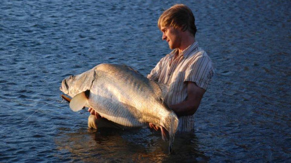 Jakub Vágner vrací vodě každou rybu