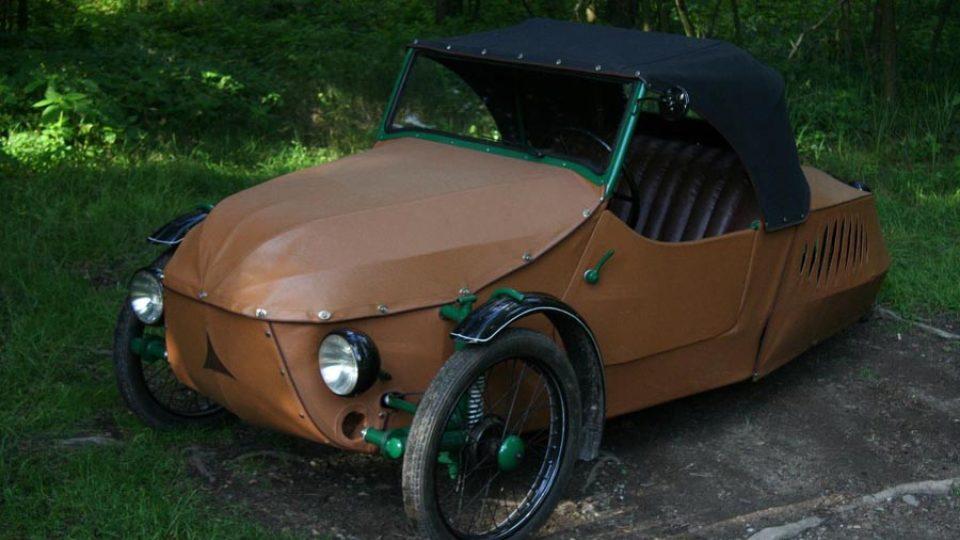 Oskar 250 – sériová výroba začala v roce 1950