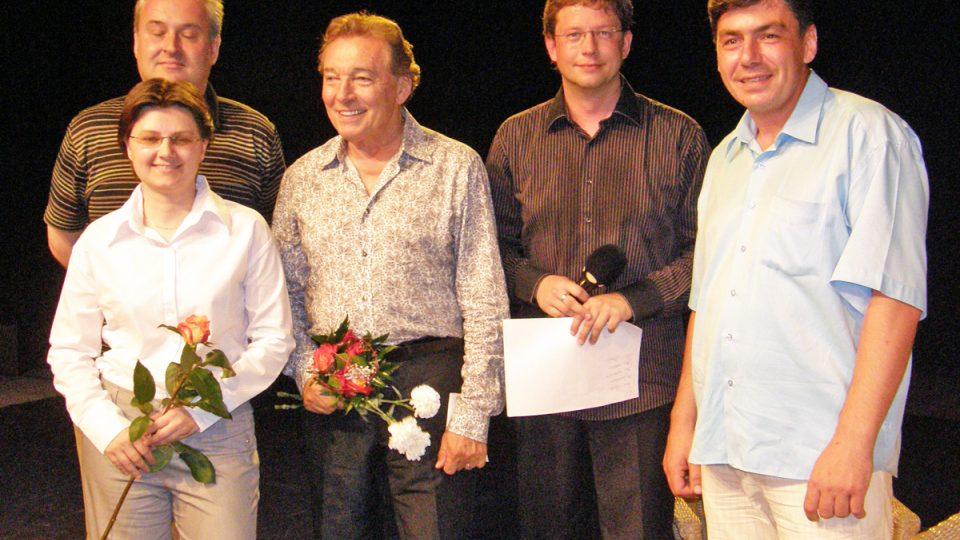 Tobogan s Karlem Gottem