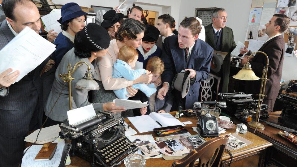 Filmová kancelář Nicholase Wintona