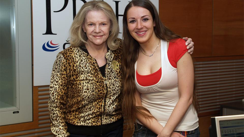 Eva Pilarová a Eva Kvasničková