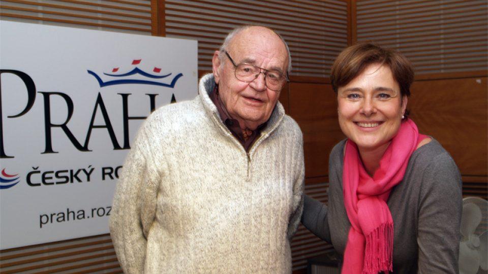 Václav Vorlíček a Marie Retková