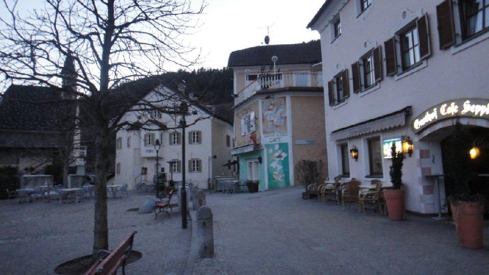 Náměstí v Brixenu