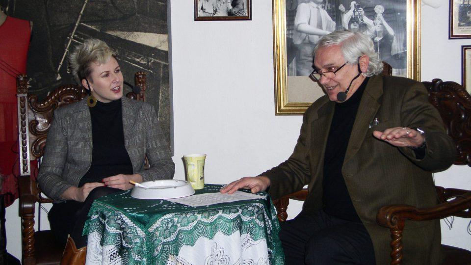 Tereza Černochová v Nostalgickém muzeu zábavy