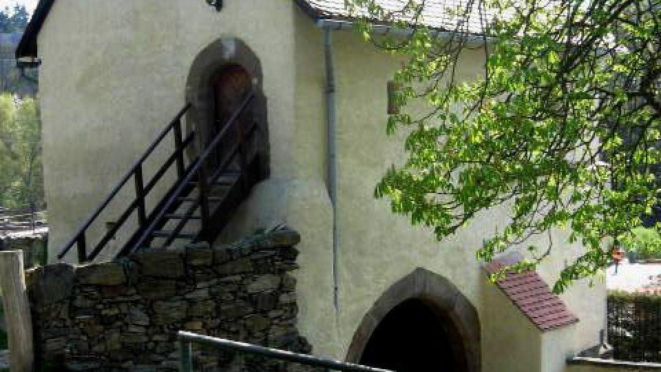 Stříbro - Koubkova branka