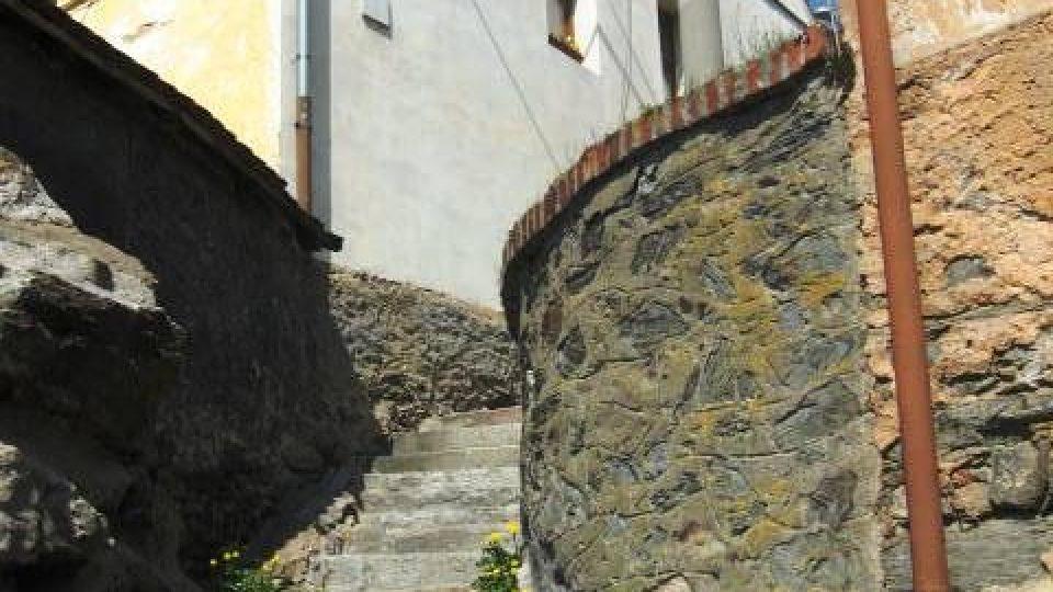 Stříbro - v uličkách bývalé židovské části města