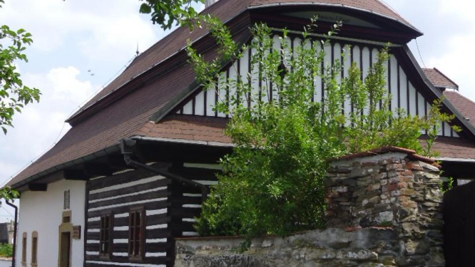 Rodný dům Václava Jana Křtitele Tomáška ve Skutči