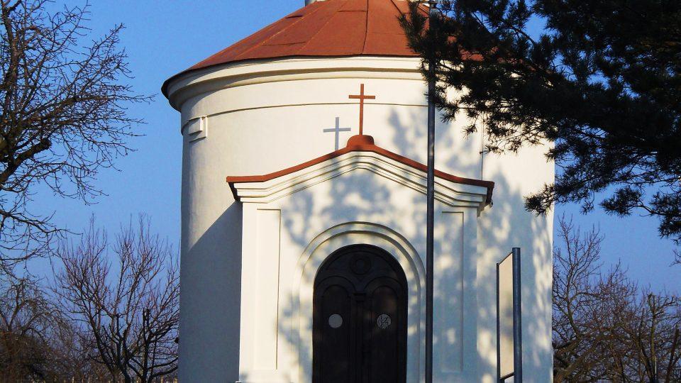 Kaple sv. Antonína Paduánského, památka Slavkovského bojiště