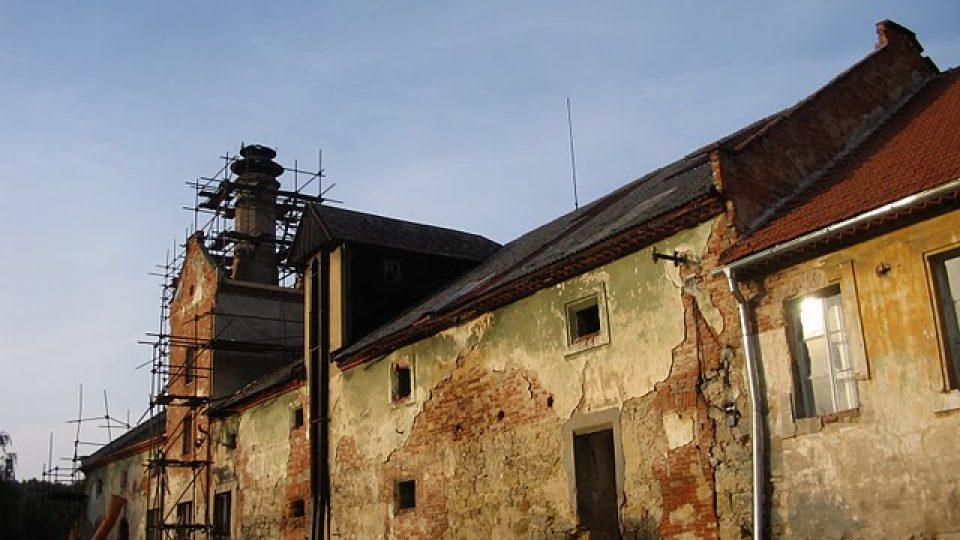 Pivovar v Lobči na Kokořínsku