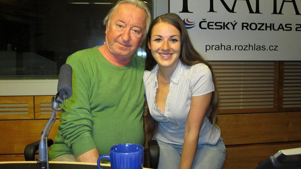 Jiří Lábus a Eva Kvasničková