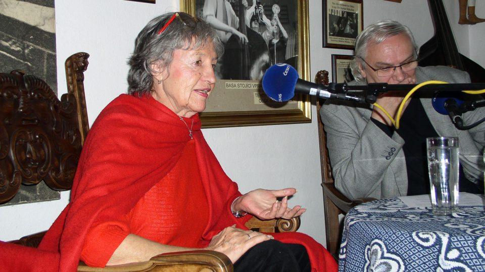 Paní Divíšková vzpomíná na svého milovaného tatínka