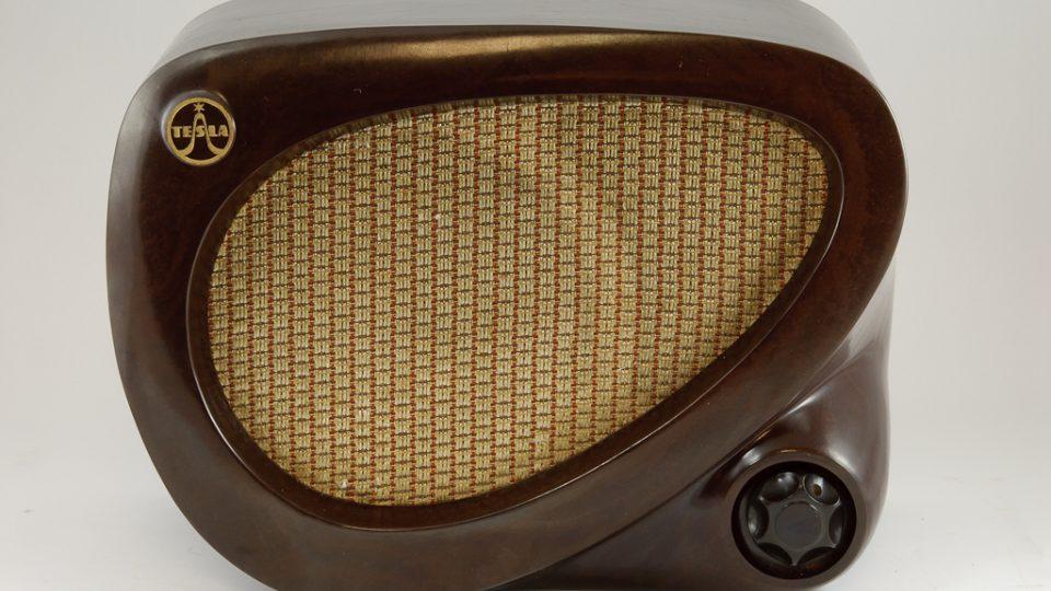 Reproduktor rozhlasu po drátě (Tesla ARS 217)