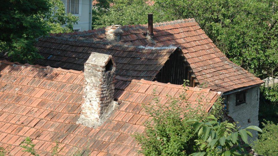 Romantické střechy