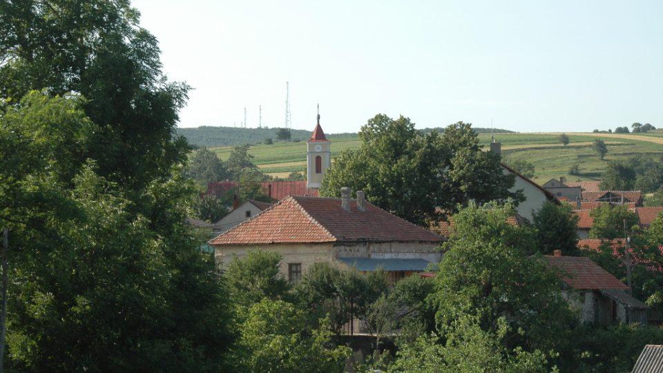 Svatá Helena v Banátu