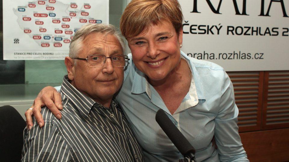 Jiří Menzel a Marie Retková