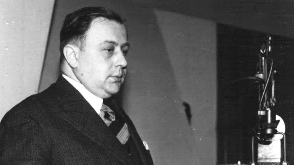 František Běhounek-1934