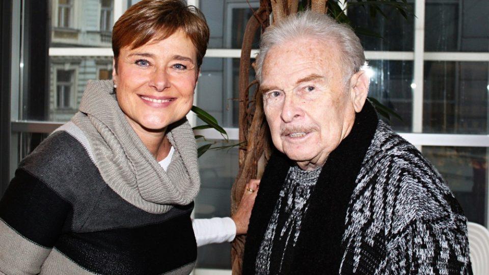 Marie Retková a Luděk Munzar