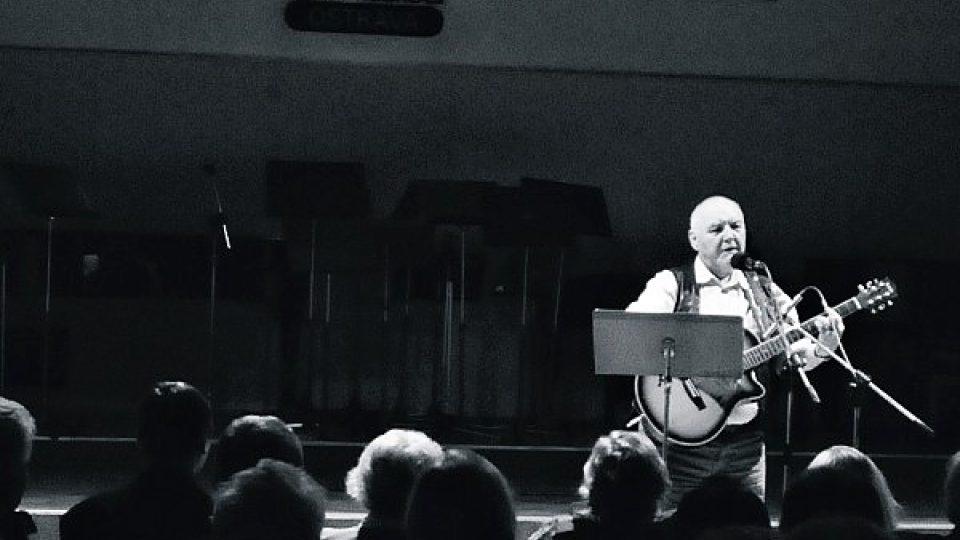 Jan Kryl - koncert Pocta Karlu Krylovi 4.3. 2014, Studio 1 ČRo Ostrava