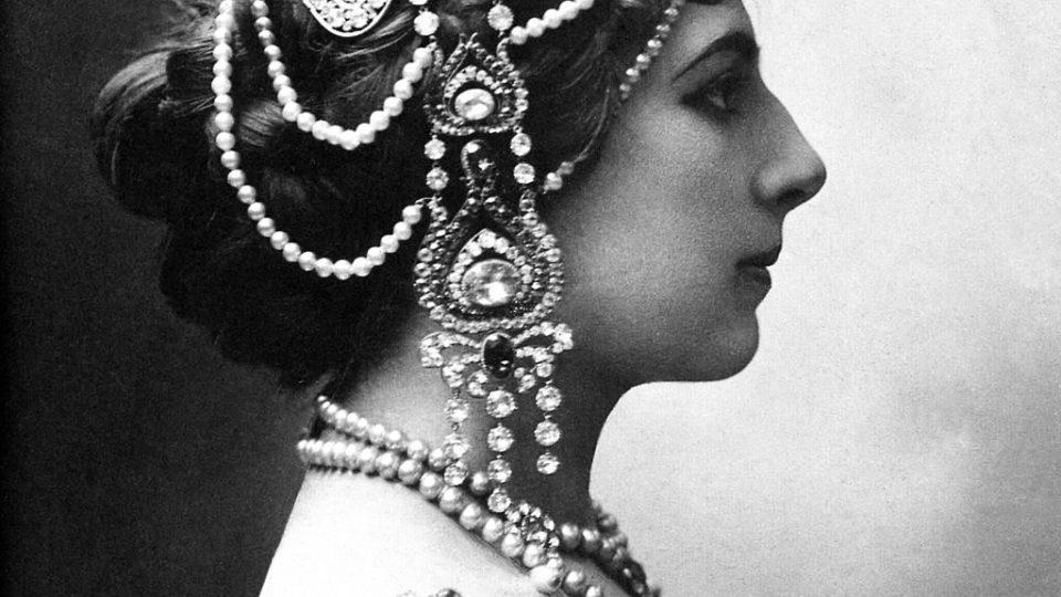 Mata Hari v roce 1910