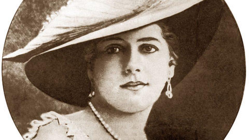 Margaretha Geertruida Zelleová alias Mata Hari v roce 1915