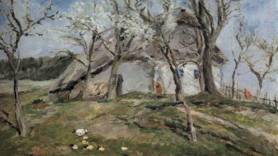 Jindřich Prucha: Ptáčnice (1914)