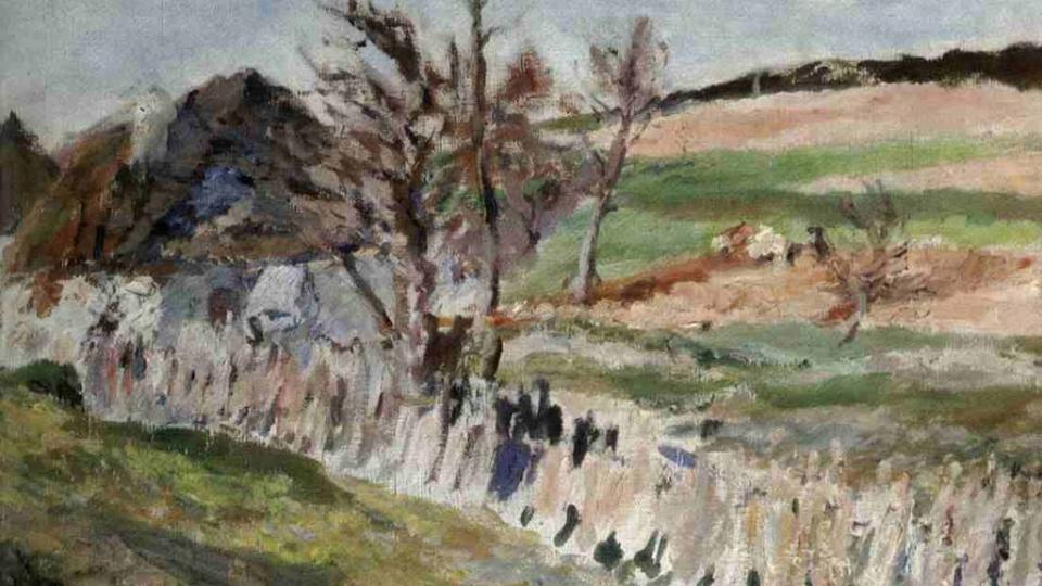 Jindřich Prucha: Suchý den (1913)