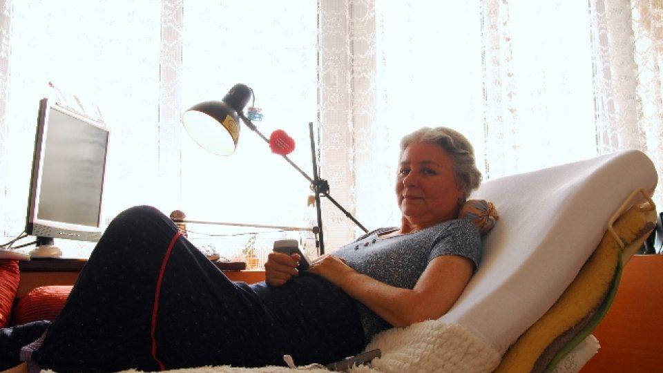 Jana Hrdá po autonehodě ochrnula na většinu těla. Přesto dokázala zavést v Česku systém osobní asistence a zásadně tak zlepšit kvalitu života lidí s handicapem.