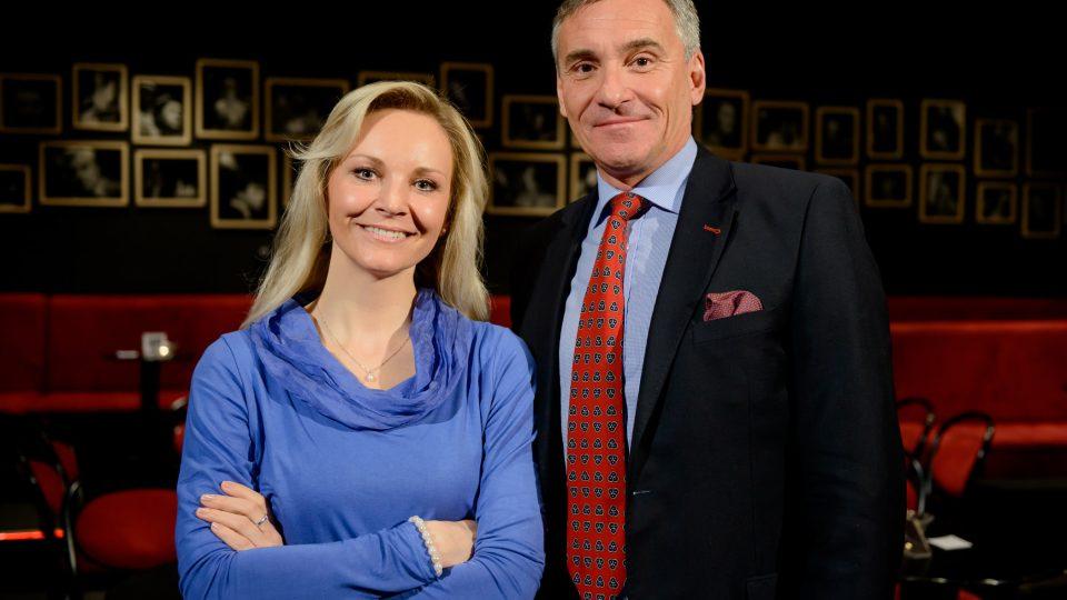 Jitka Novotná, Jan Čenský
