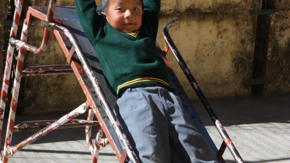 Děti ve vesničce Tibetian Homes Foundation žijí spokojený život, i když už zřejmě nikdy neuvidí své rodiče