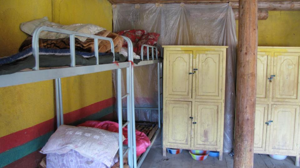 Děti žijící v Tibetian Homes Foundation nemají mnoho osobních věcí