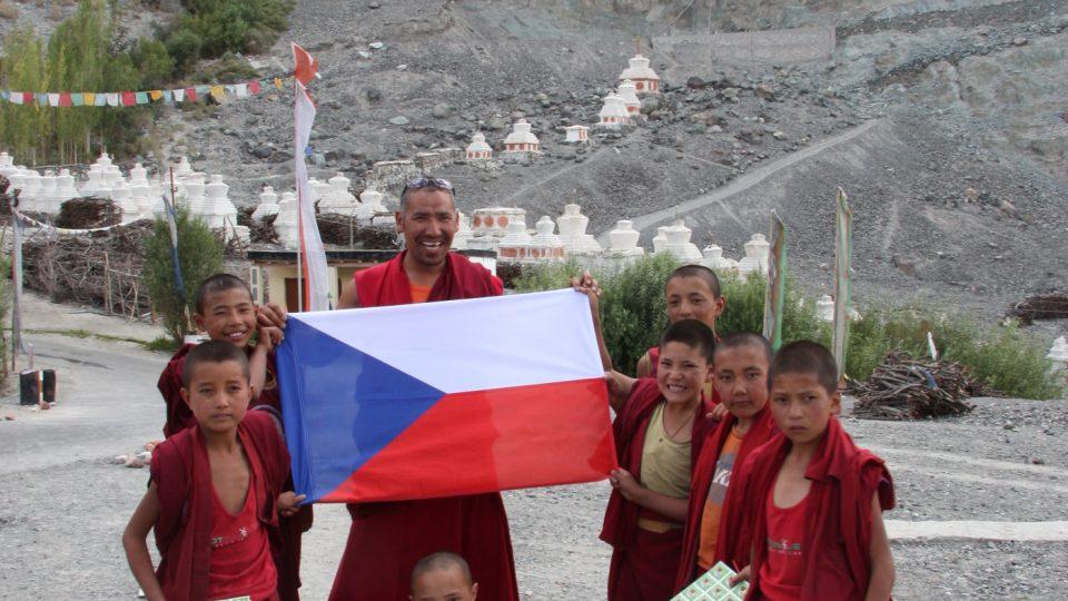 O Češích se v Tibetu hodně ví