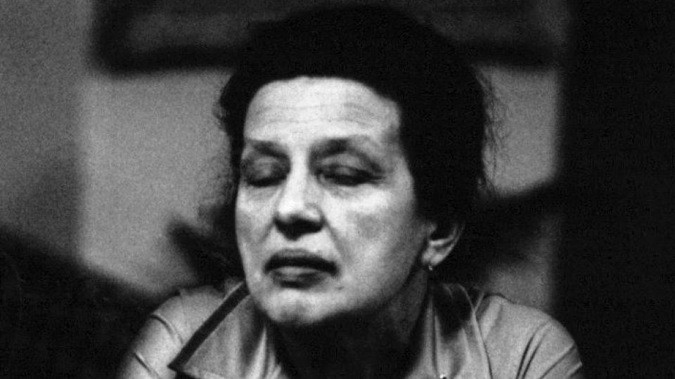 Dana Medřická - rozhlasová přehlídka 1979
