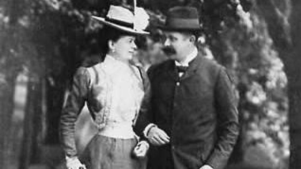 František Ferdinand d´Este a Žofie Chotková