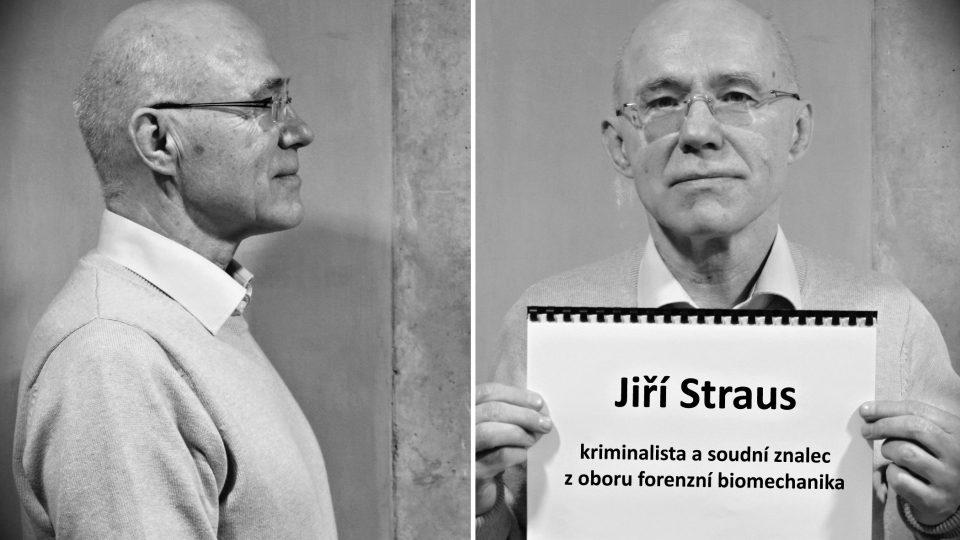 Jiří Straus (kriminalista a soudní znalec z oboru forenzní biomechanika)