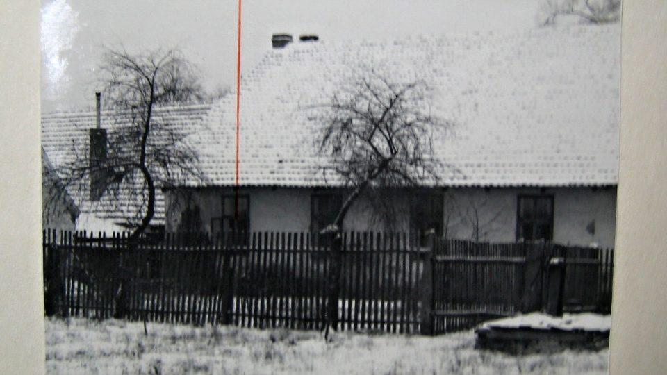 Autentické foto místa činu