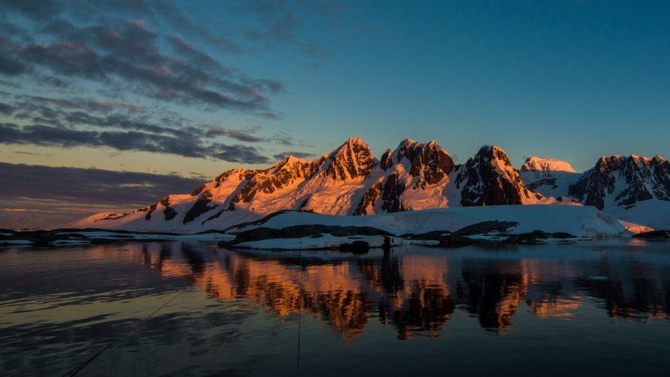 Hory Antarktidy