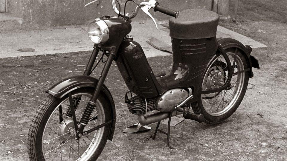 Jawa 550 (Pařez)